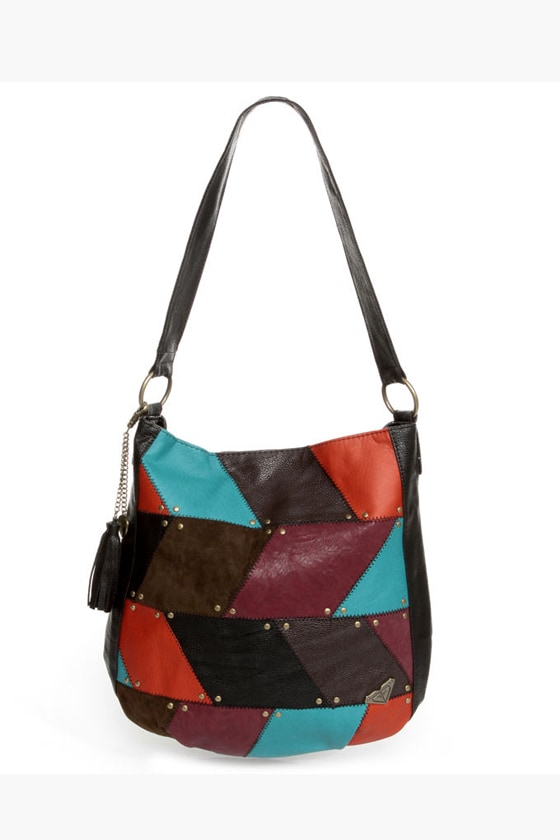 Roxy Always Love Multi Patch Purse