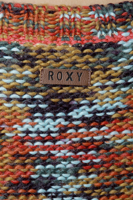 Roxy Elm Multi Knit Sweater