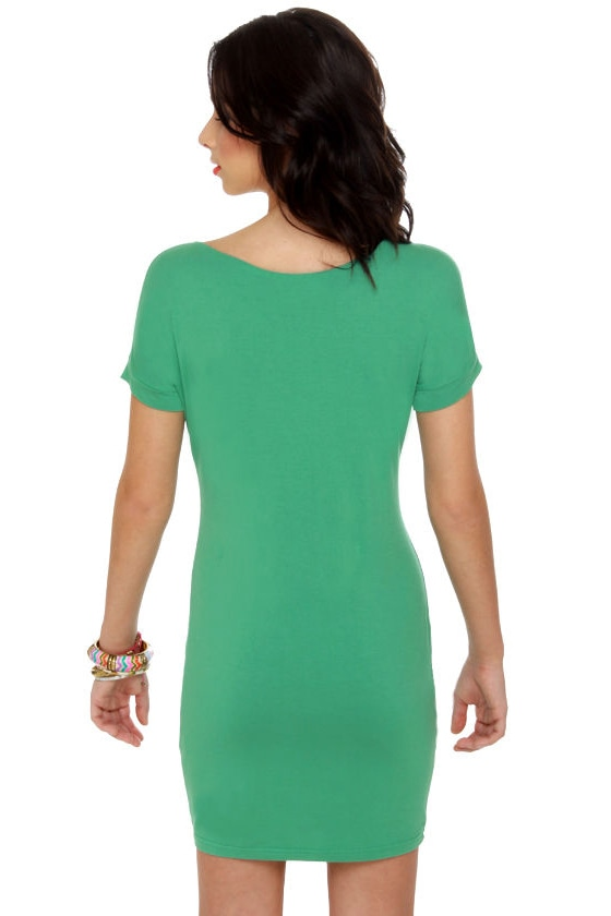 Sun Tee Mint Green Dress