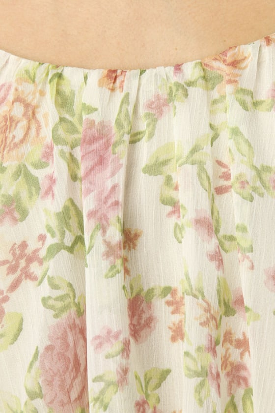 Layers of Love Floral Dress