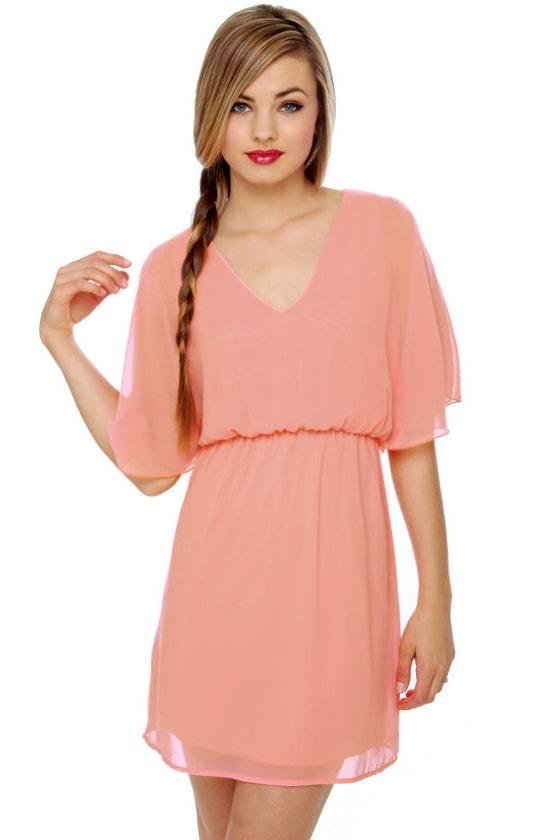 Isairis Pink Dress