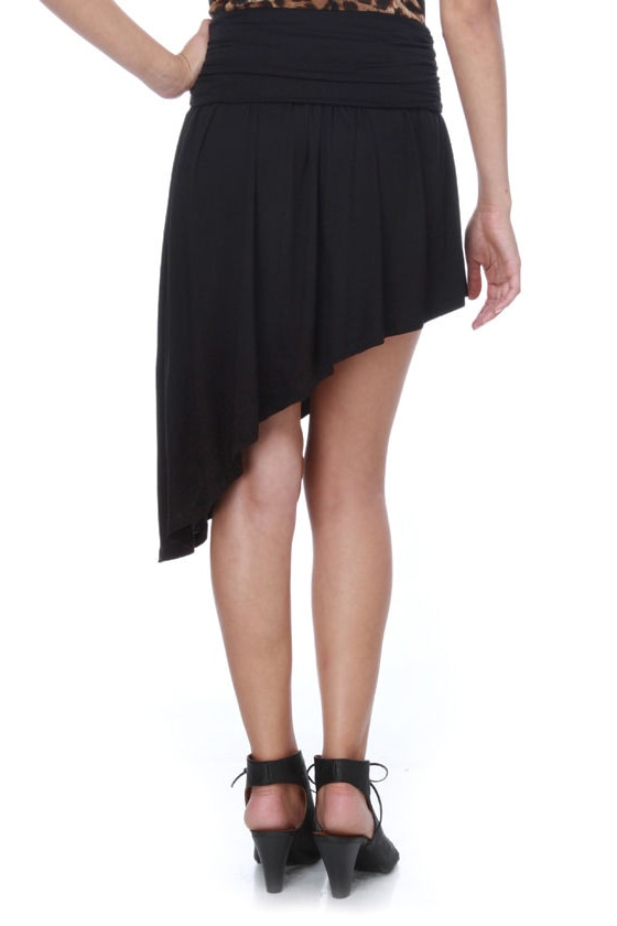 Swingin' Swashbuckler Black Skirt