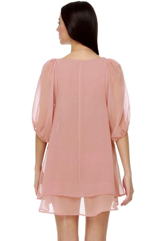 Lucy Love Gabriella Pink Dress