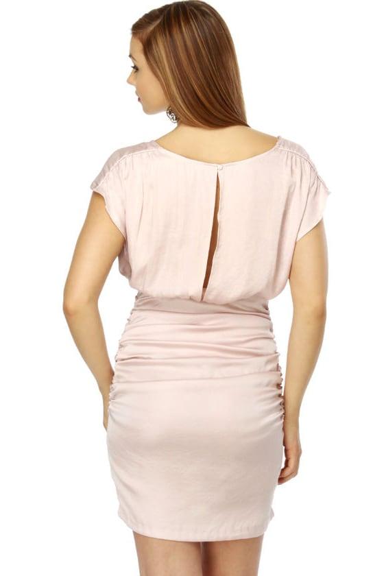 Cotillard Blush Pink Dress