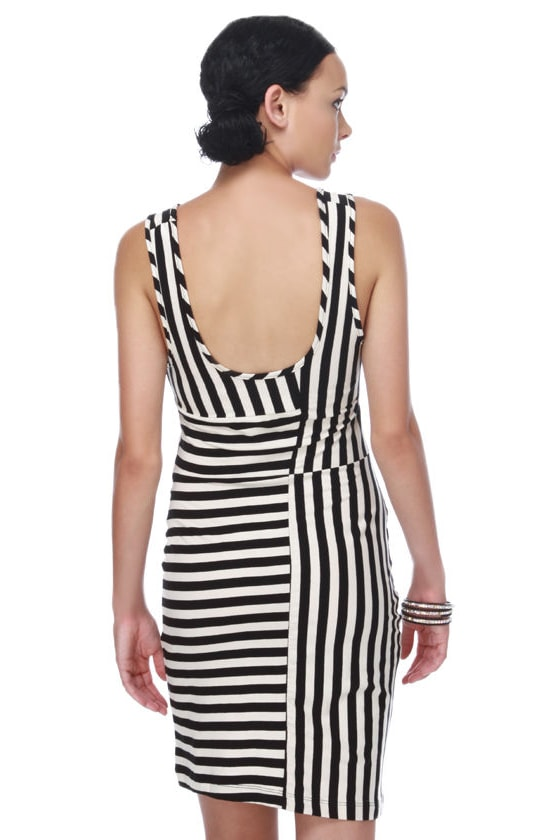 Summer Staple Striped Dress