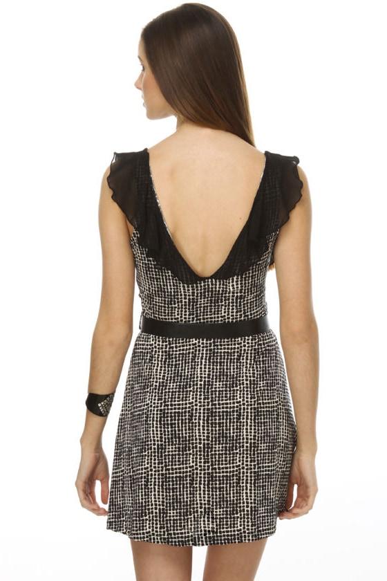 Mighty Fetching Black Dress