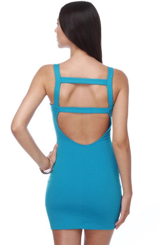 Paparazzi Turquoise Dress