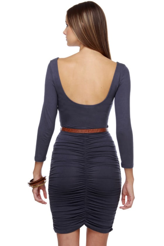 Icebreaker Slate Blue Dress