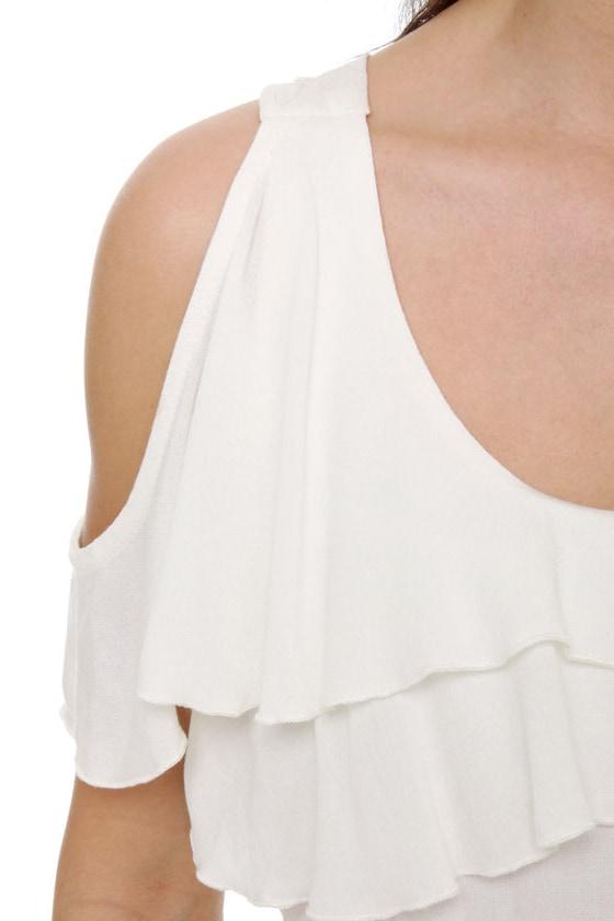 Coconut Snow Ivory Dress