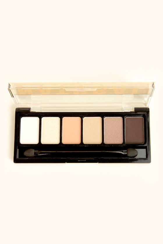 NYX Natural Eye Shadow Kit at Lulus.com!