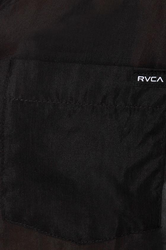 RVCA Beat Keeper Black Top