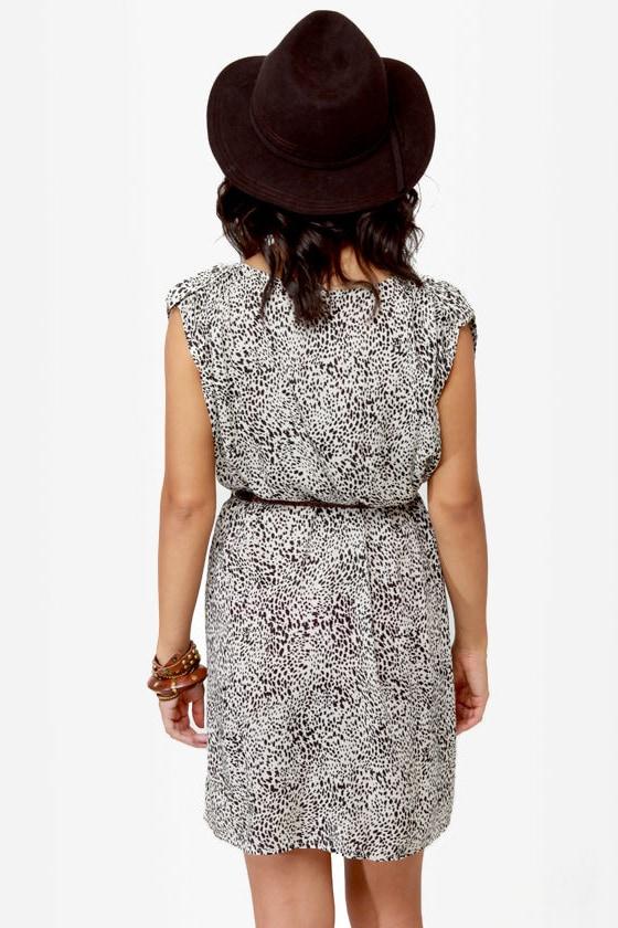 United Dalmatians Animal Print Dress