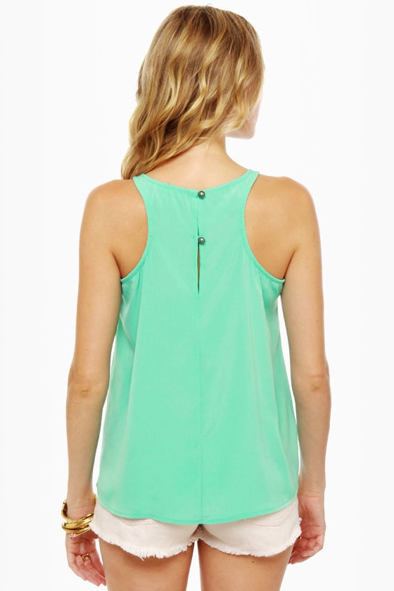 My Boyfriend\'s Back Mint Green Top