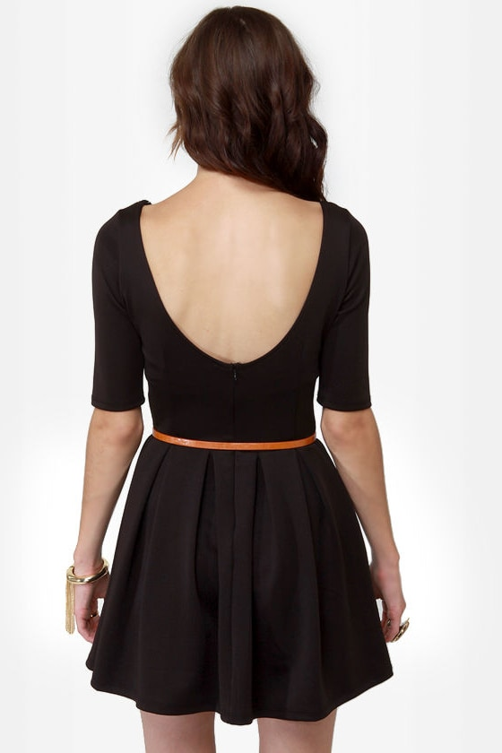LULUS Exclusive Sweet Thing Black Dress at Lulus.com!