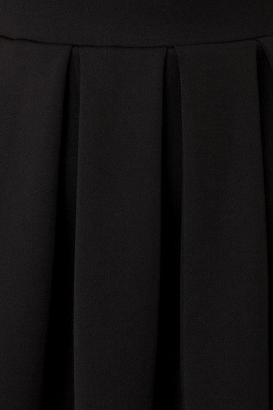 Sweet Thing Black Dress