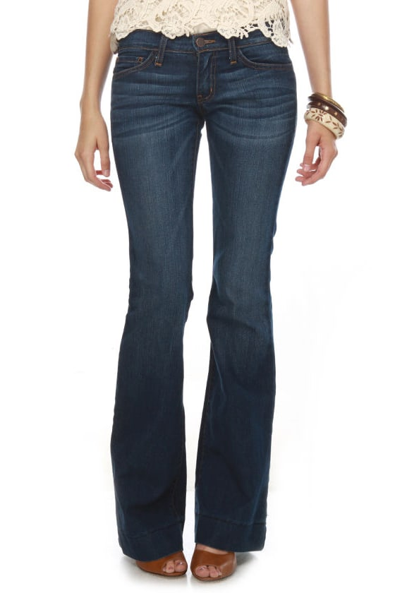 Flying Monkey - Flare Jeans Cute Jeans - Flare Jeans - Whiskered ...