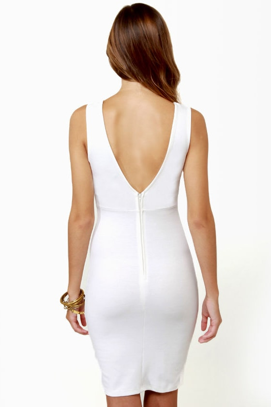 LULUS Exclusive True Calling Ivory Dress at Lulus.com!