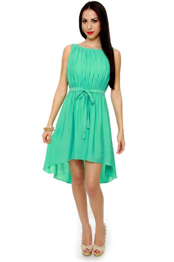 Mint to Be Mint Green Dress