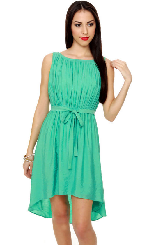 Mint to Be Mint Green Dress at Lulus.com!