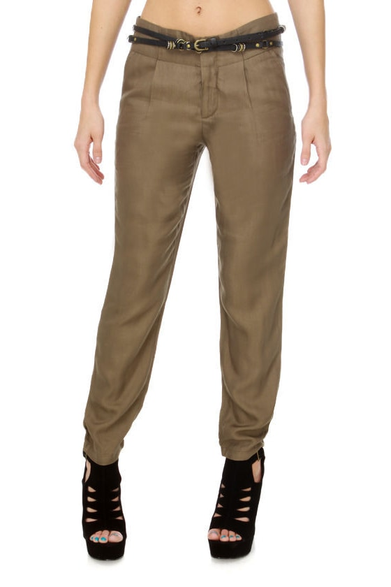 Amazing Twill Khaki Overalls? Yes, Yes, Yes Wish They Werent $118 If We Ran The World Wed Price Em At, Oh, $88? But Theyre Pretty Cute We Dont Agree, However, With Jenna Lyons From The J Crew Women