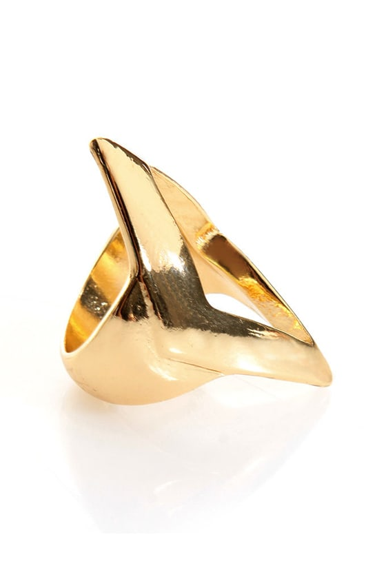 Point Taken Statement Ring