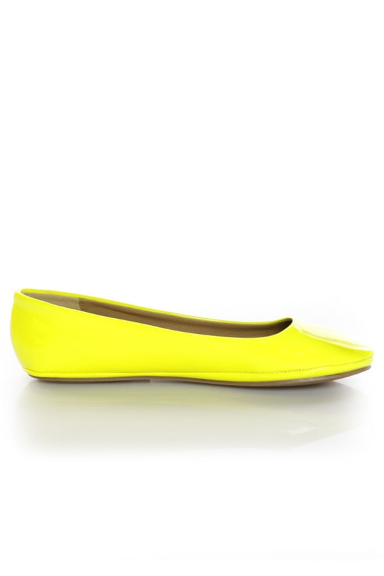 Find great deals on eBay for neon yellow ballet flats. Shop with confidence.