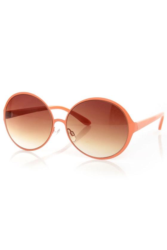 Twig Round Sunglasses