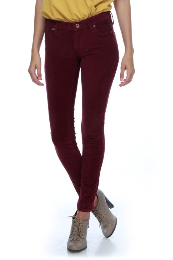 Find great deals on eBay for red skinny pants. Shop with confidence.