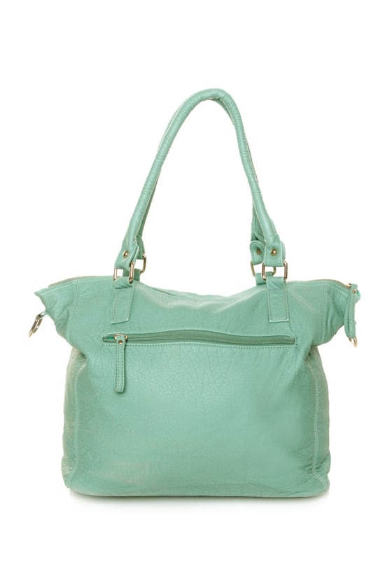 Loved and Frost Mint Handbag at Lulus.com!