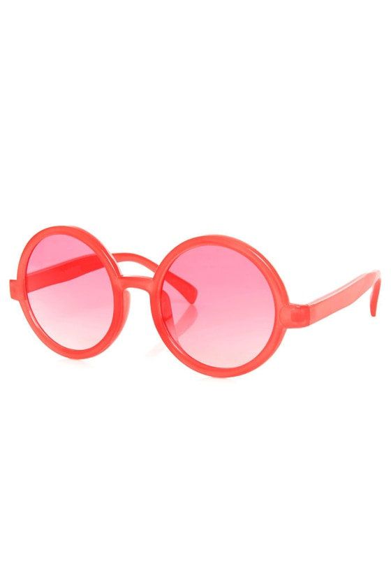 Specs in the City Sunglasses Brights at Lulus.com!