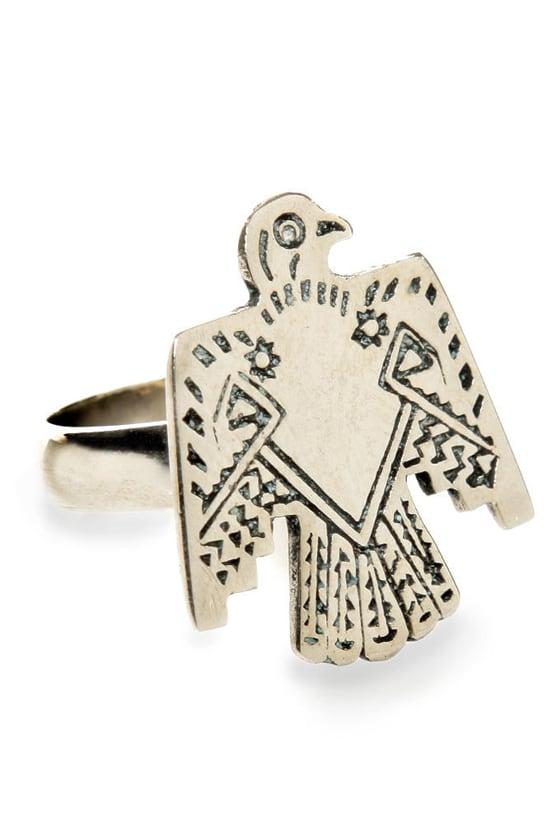 Jen\\\\\\\\\\\\\\\\\\\\\\\\\\\\\\\'s Pirate Booty Hawkland Southwest Silver Bird Ring