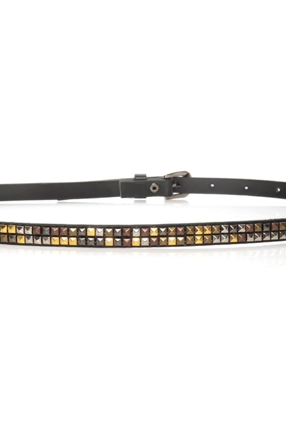Such a Riot Studded Belt