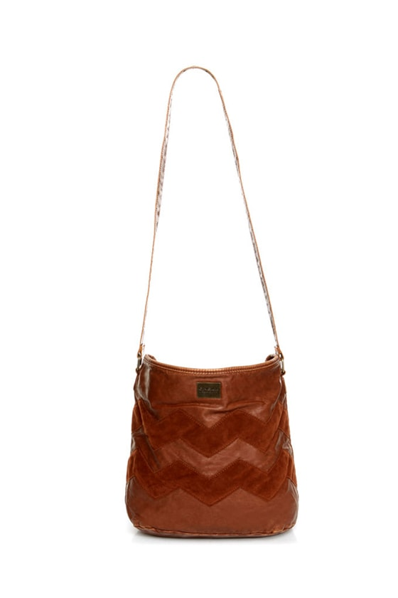 O\'Neill Misty Brown Vegan Leather Purse
