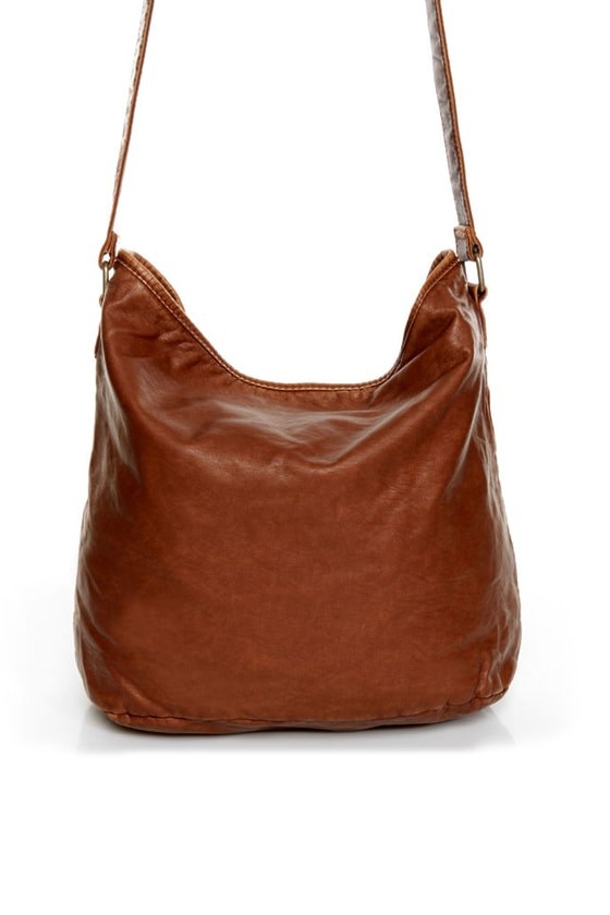 O'Neill Misty Brown Vegan Leather Purse at Lulus.com!