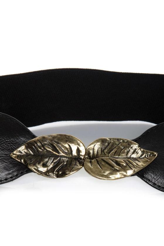 Fallen Leaf Black Belt