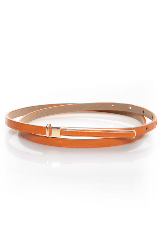 Posh Living Skinny Belt