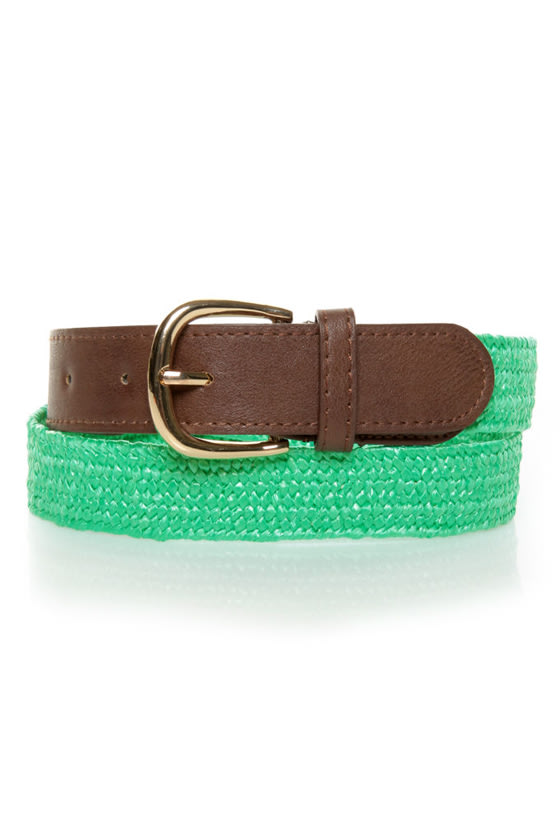 Taffy Time Woven Belt