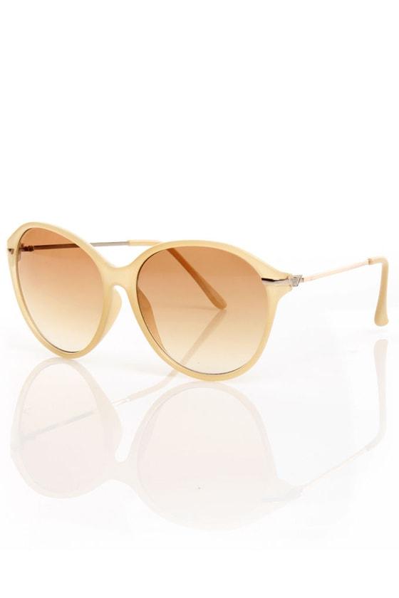 Seeing is Believing Sunglasses