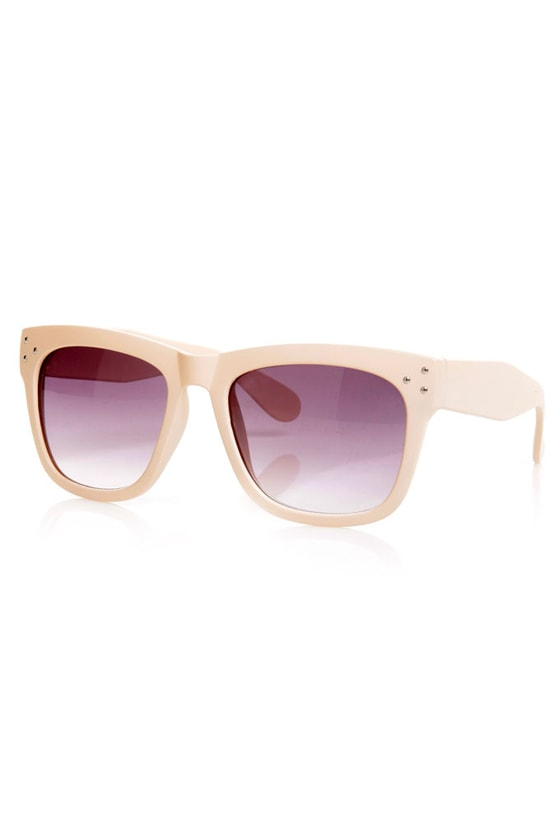 Off the Rack Matte Sunglasses