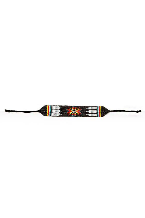 Hopi for the Best Beaded Friendship Bracelet
