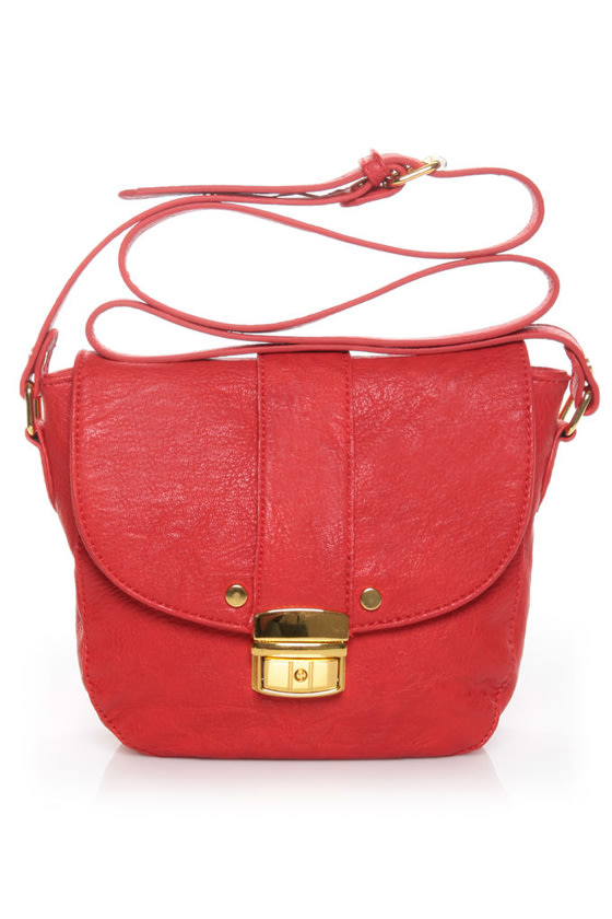 Color of Your Energy Red Purse