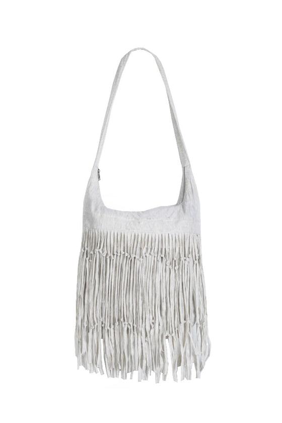 Volcom V.Co-Logical Hobo Fringe Handbag