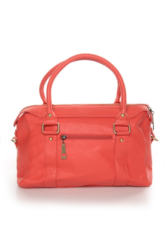 Personal Shopper Coral Handbag