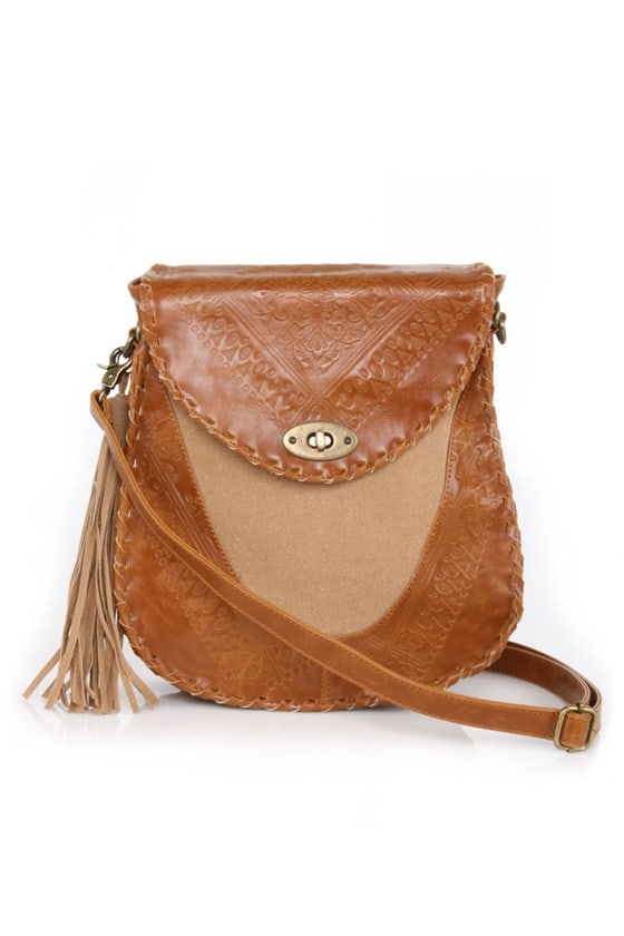Rebel Cowpoke Camel Handbag