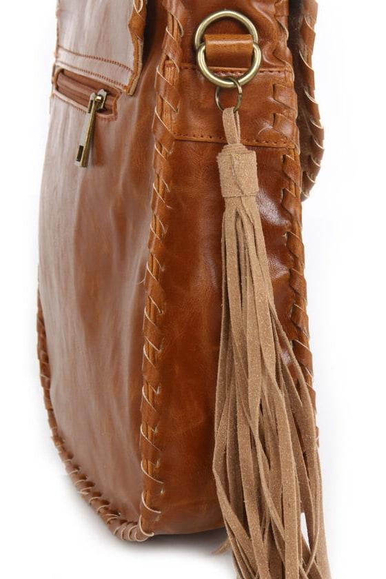 Rebel Cowpoke Camel Handbag