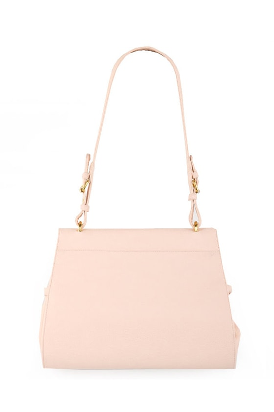 Blush Pink Handbag | Luggage And Suitcases