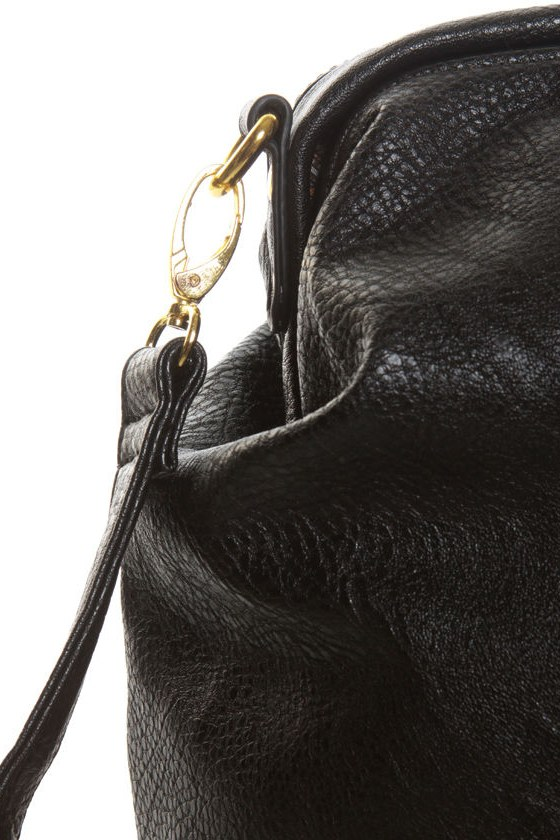 What\\\'s Up, Doc? Black Handbag
