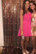 b11d6593c16 Here to Dance Black Lace-Up Mini Dress
