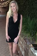 Black Dress Wrap Dress Sleeveless Dress Lbd