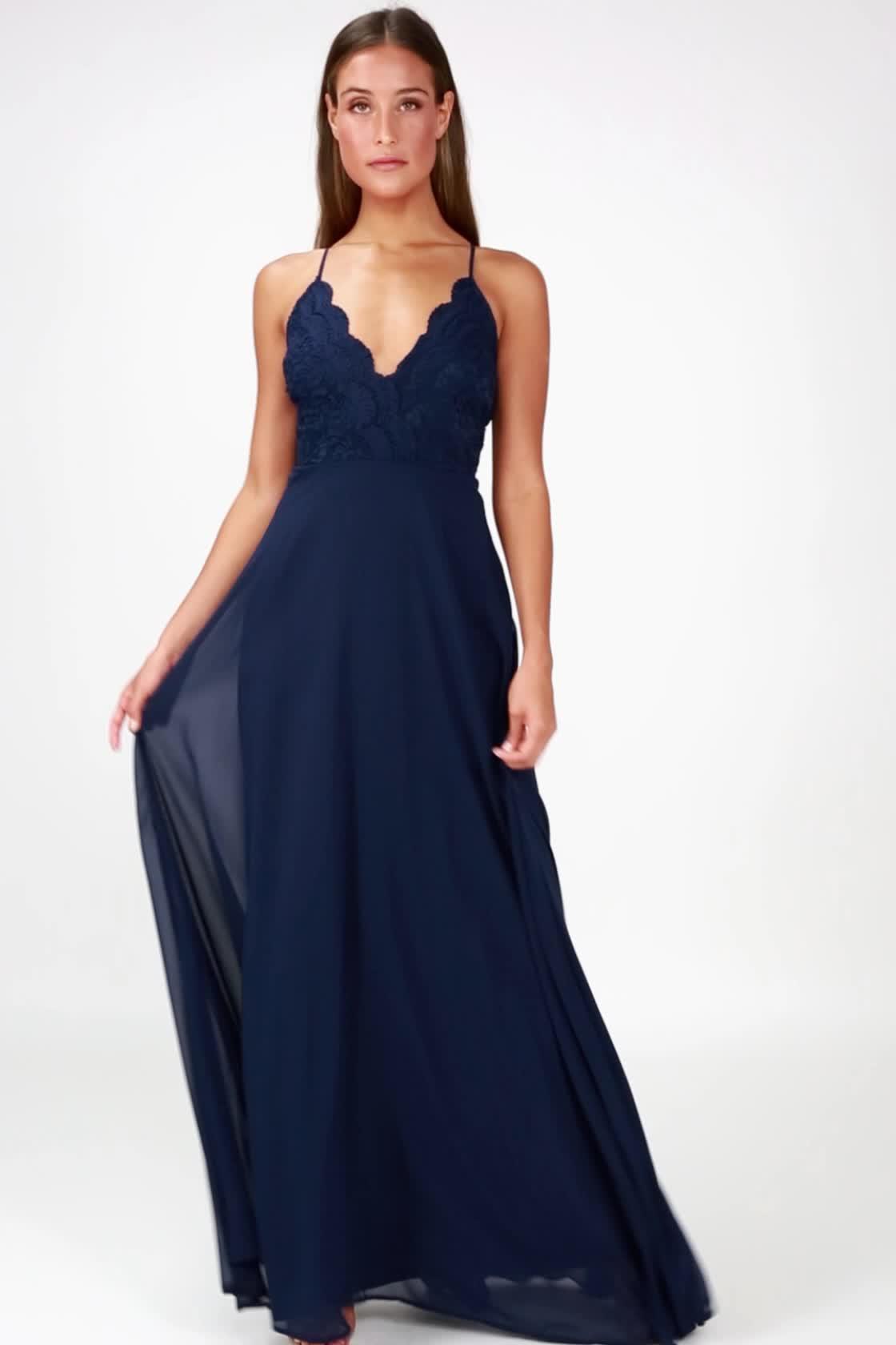 f20143cb650a Pretty Burgundy Maxi Dress - Lace Maxi Dress - Bridesmaids Dress